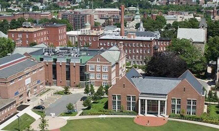 WPI Admissions, and Higgins Labs
